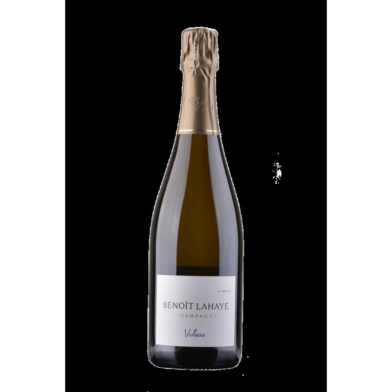 Champagne Benoît Lahaye Violaine