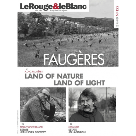 Le Rouge & le Blanc Issue No 133