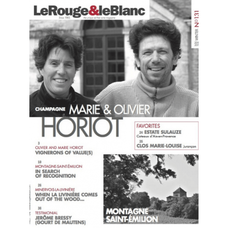 Le Rouge & le Blanc Issue No 131