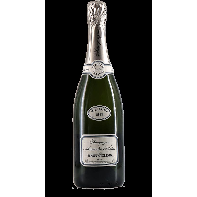 "Champagne Filaine ""Sensuum Vertigo"""